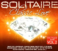 Audio Cd - Solitaire Classic Love #02 (1 CD)