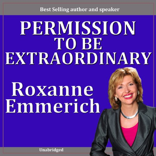 Permission to Be Extraordinary audiobook cover art