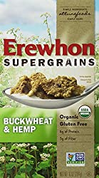 Supergrains Buckwheat and Hemp Cereal