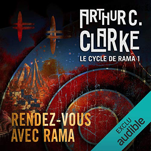 Rendez-vous avec Rama audiobook cover art