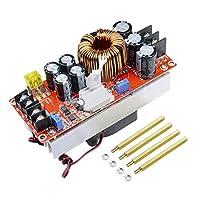 yiteng 昇圧コンバータ 昇圧モジュール 電圧レギュレータ DC-DC 電圧昇圧コンバータボード DC10V〜60V 150KHz