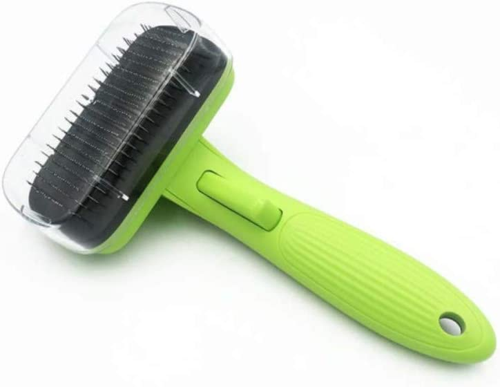 Sacramento Mall dolce-vita Pet Brush Grooming Slicker Self Max 70% OFF Br Cleaning