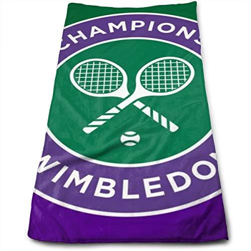 Wimbledons Guest Towel Weiche Handtücher Mehrzweck Für Bad, Hotel, Fitnessraum Und Spa 12 X 27,5 Zoll