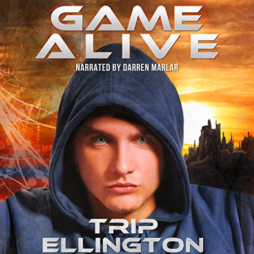 Game Alive audiobook cover art