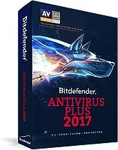 Bitdefender Antivirus Plus 2017 3 Devices 1 Year PC (3-Users)