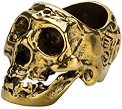 AMITD retro schedel sigarettenhouder grote kaliber...