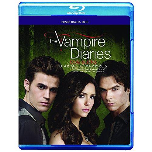 Diarios de Vampiros, Temporada 2 [Blu-ray]