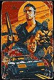 Cimily Mad Max Vintage Blechschilder Zinn Poster Retro