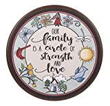 Ganz Lazy Susan - Our Family is a Circle Strength Love