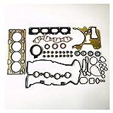RJJX Metal Set CONFIGURACIÓN Completo Motor DESCRIPCIÓN DE RECUPERTAS AUTOMOTRIVA Piezas DE Recambio Motor Ajuste para Chevrolet Cruze Opel OEM # 55568528 93186911 (Color : 1.6L Engine)