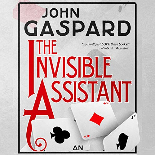 Couverture de The Invisible Assistant