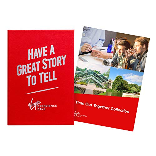 virgin experience days time out