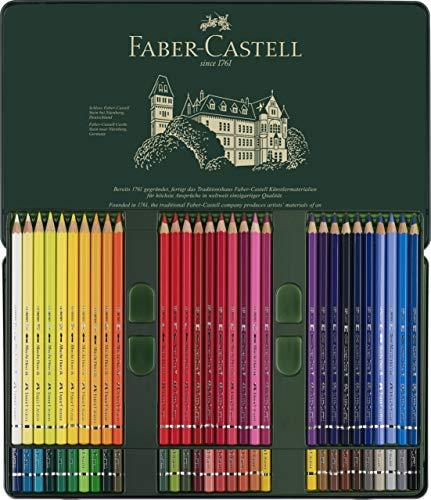 Faber-Castell 117560 - Aquarellstift Albrecht Dürer Blechetui 60er