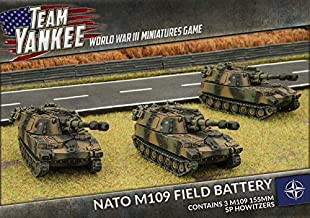 Team Yankee: N.A.T.O.: NATO M109 Field Battery