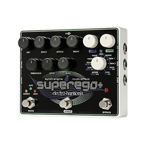 Electro Harmonix Superego Plus Synth Multi FX