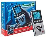 Tesmed MAX 830 con 20 elettrodi elettrostimolatore muscolare professionale : massima potenza, risultati rapidi e certificati, addominali, potenziamento muscolare, contratture, inestetismi, massaggi tens