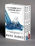 Maya Banks Breathless (Trilogy Boxed Set)