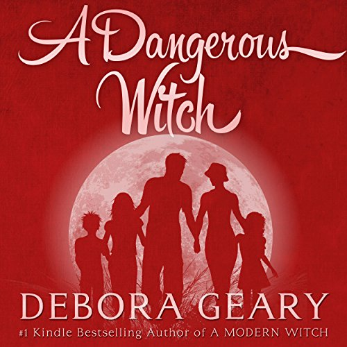 A Dangerous Witch audiobook cover art