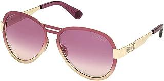 نظارات شمسية من روبيرتو كافالي باطار ذهبي 1133 71U