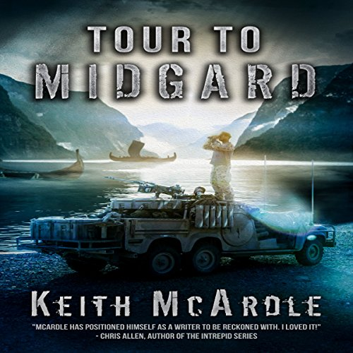 Tour to Midgard audiobook cover art