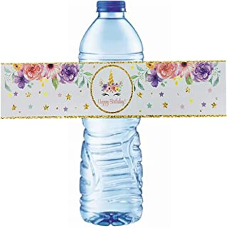 Amazon.es: etiquetas para botellas