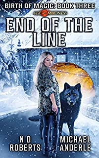 End of the Line: A Kurtherian Gambit Series (Birth Of Magic Book 3) (B093QF12S1) | Amazon price tracker / tracking, Amazon price history charts, Amazon price watches, Amazon price drop alerts