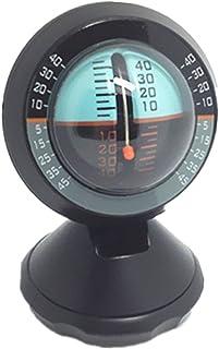 Multifunktions Auto Fahrzeug Neigungsmesser Gradienter Armaturenbrett Montieren Kompass