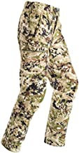 SITKA Gear Men's Ascent Softshell Articulated Hunting Pant, Optifade Subalpine, 30 Regular