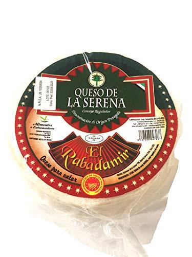 """Queso de la Serena \""""El Rabadamir\"""" queso de oveja merina semicurado"""