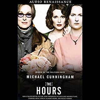 The Hours audiobook cover art