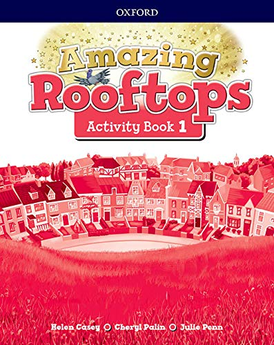 Download Amazing Rooftops 1. Activity Book