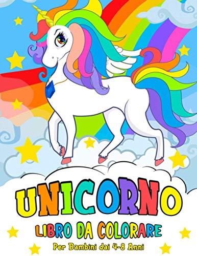Scritto Da Michelle Brilliant Unicorno Libro Da Colorare Per Bambini Dai 4 8 Anni Scarica Epub Pdf