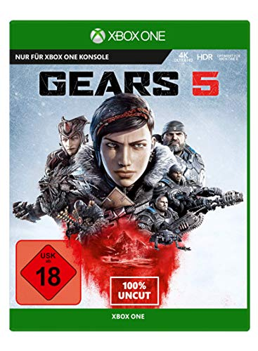 Gears 5 – Standard Edition – [Xbox One]