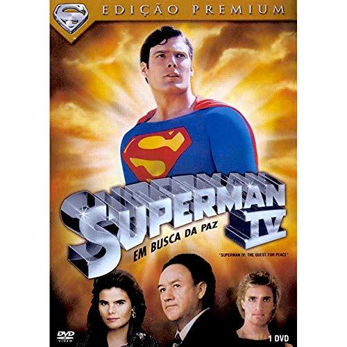 Superman IV Ed Premium [DVD]