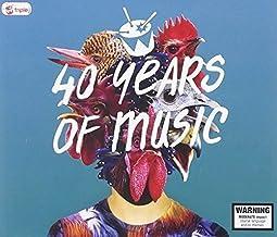 TRIPLE J - 40 YEARS OF MUSIC - VARIOUS ARTISTS