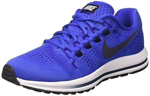 Nike Air Zoom Vomero 12, Zapatillas de Running Hombre, Azul (Mega Blue/Obsidian/Concord/White), 42.5 EU