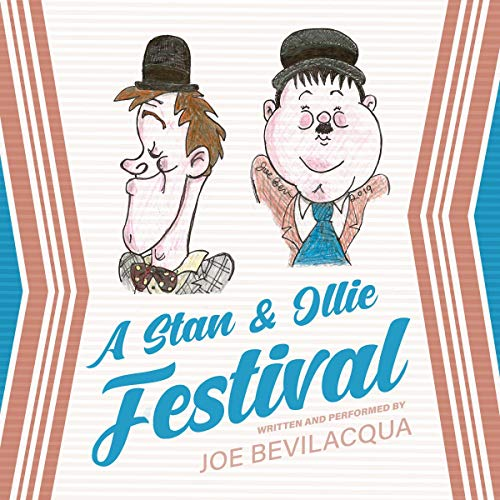 A Stan & Ollie Festival audiobook cover art