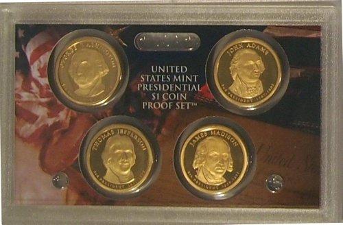 2007 US Mint Presidential Dollar Proof Set