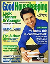 ORIGINAL Vintage June 2006 Good Housekeeping Magazine Tom Cruise