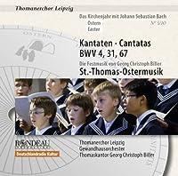 Bach: Kantaten zu Ostern by Scheibner