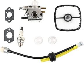 TDPARTS Echo Trimmer Carburetor,C1U-K29 C1U-K47 C1U-K52 SRM2100 SRM2110 SHC1700 SHC2100 with Repower Kit for Power Pruner Trimmer, Zama Brushcutter Carburetor Kits