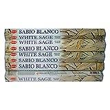 HEM Räucherstäbchen Salbei Weiß, 100 Stück