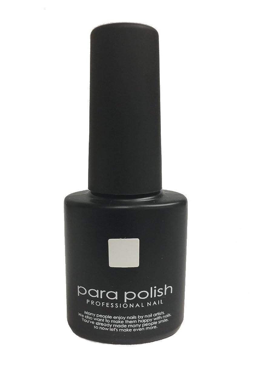 放射性相関する体操選手パラジェル para polish(パラポリッシュ) カラージェル V1 ホワイト 7g