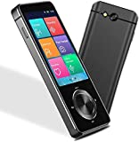 DaXian Smart Foreign Language Translator Device,WiFi&4G Two-Way Speech/Text 2.4 inch Touch Screen Support