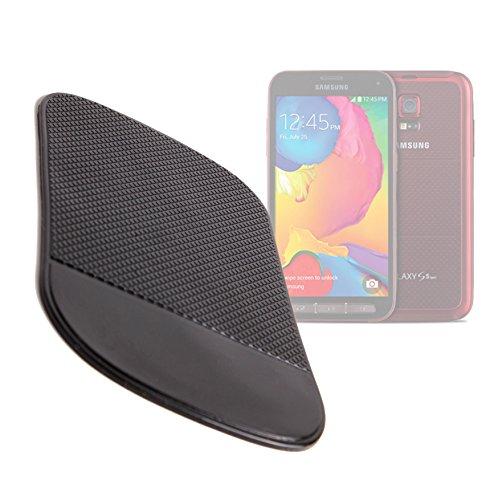 DURAGADGET Tapis Collant Anti-dérapant/Anti-Glisse pour Tableau de Bord Voiture pour Smartphone Samsung Galaxy S5 Sport (SM-G860P) Android 4.4.2 KitKat - Silicone Lavable
