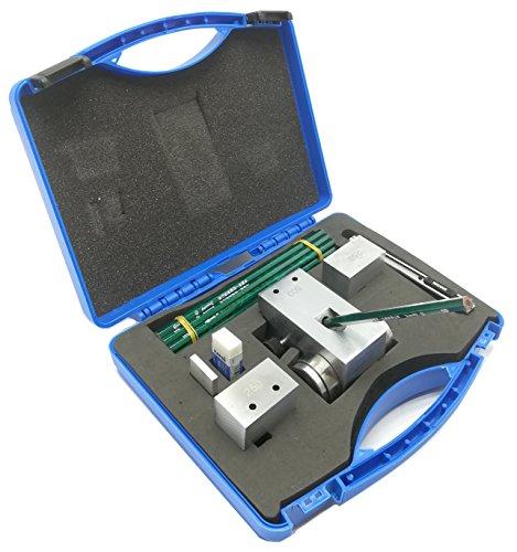 CGOLDENWALL Bleistift Härte Tester QHQ-A Beschichtung Härte Tester Lack Filme Kratzern Tester, 500, 750, 1000 g 3 in 1