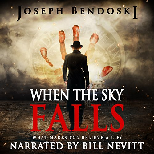 When the Sky Falls audiobook cover art