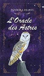Jeu Oracle des astres (boîte cloche contenant 53 cartes avec livret bilingue) de Pandora Hearts