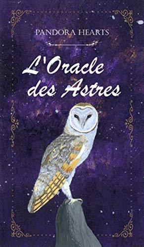 Jeu Oracle des astres (boîte cloche contenant 53 cartes avec livret bilingue)