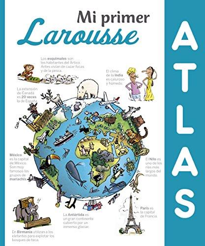 Mi primer Atlas Larousse